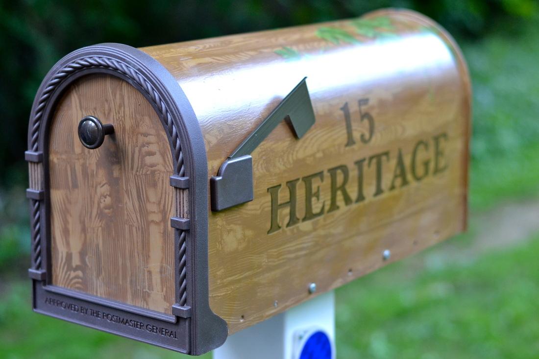 как создать американский почтовый ящик