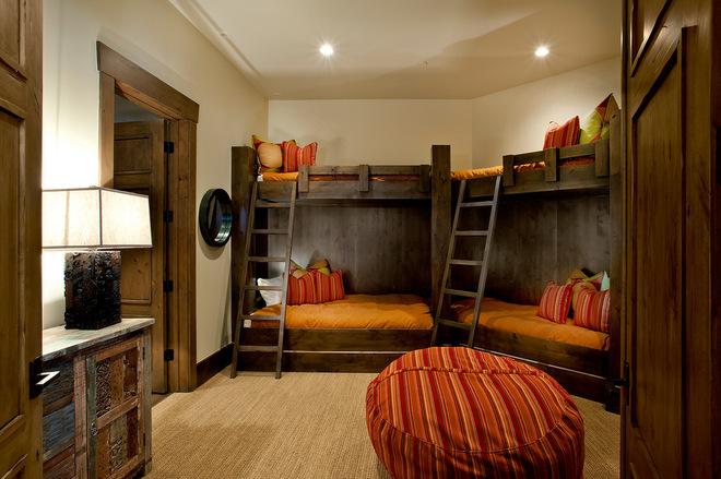 Как сделать из одной комнаты двухуровневую комнату в