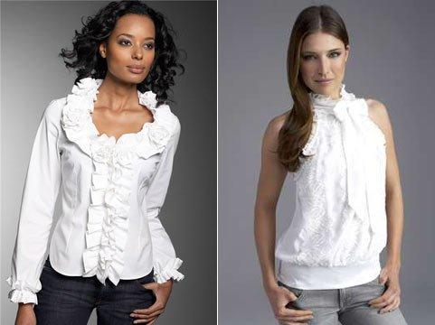 Модные Блузки Для Женщин 2014 В Омске