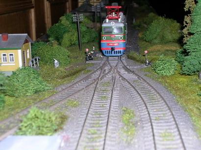 Железные дороги своими руками