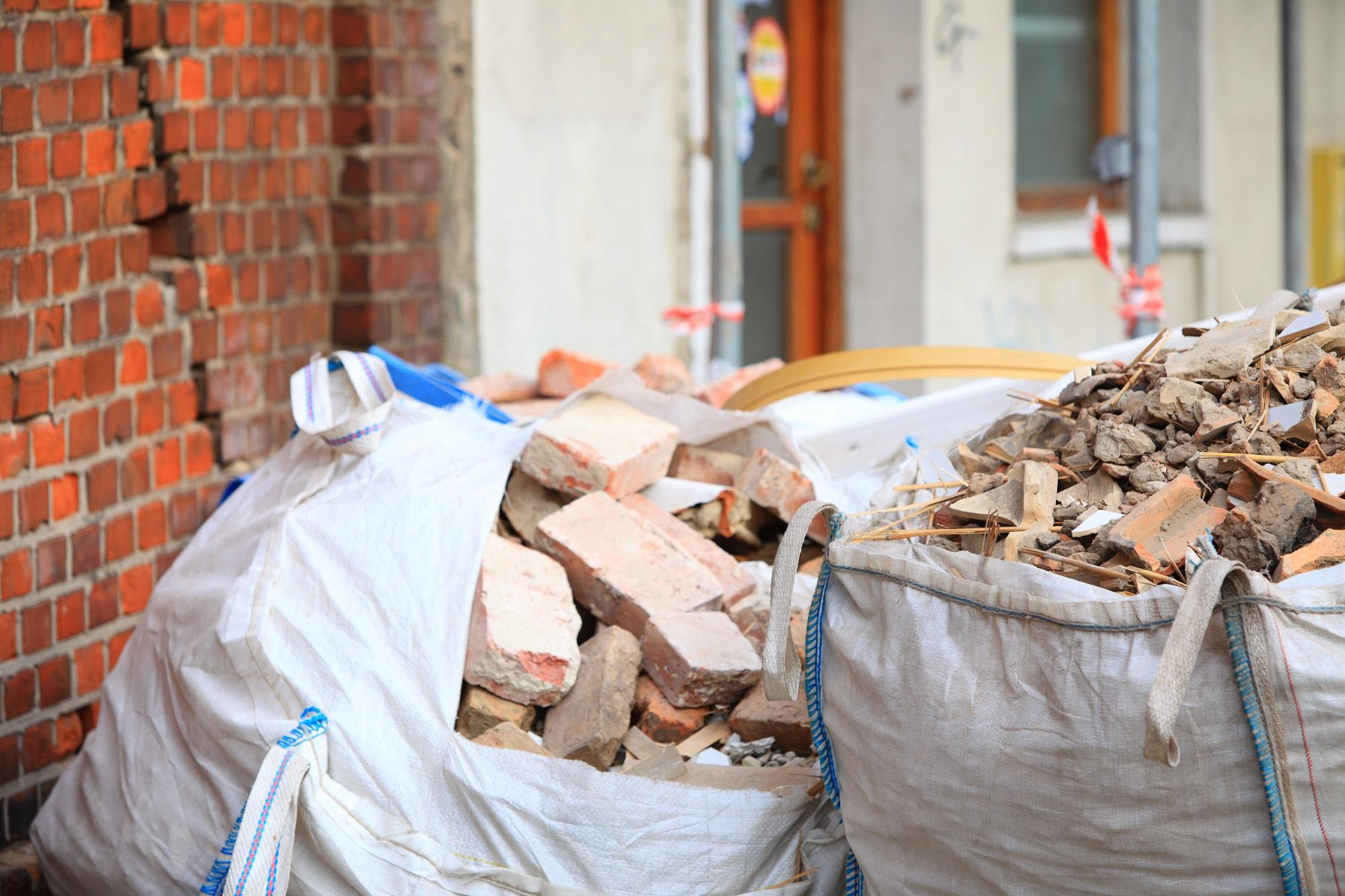 куда выбрасывать строительный мусор при ремонте